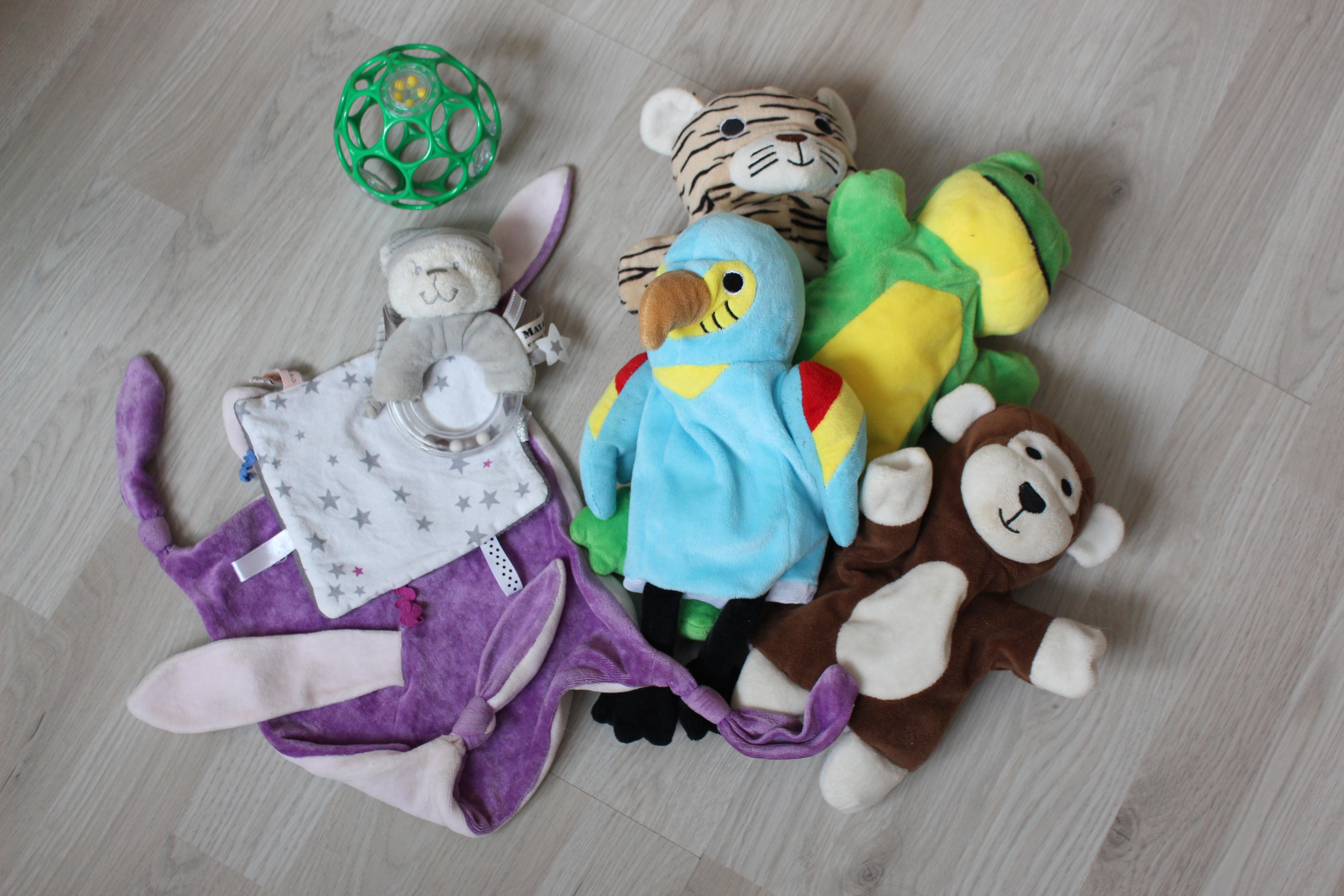 jouets premier âge 0-3mois
