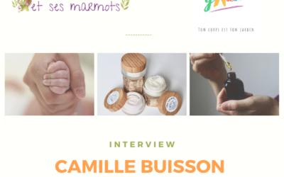 Quels produits naturels pour la toilette de bébé et les soins de jeune maman ? Interview de Camille de Grawupnow